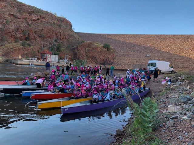 Ord River Paddle
