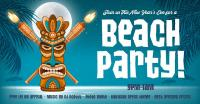 New Year's Eve Beach Party