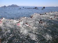 Lake Argyle Swim - First National Kimberley
