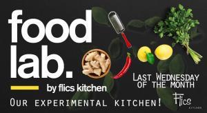 Food Lab by Flics Kitchen