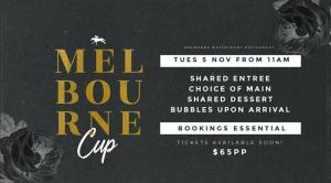 Redmanna Resturant Melbourne Cup