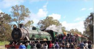 Hotham Valley Railway Anniversary Festival 2019