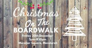 Christmas on the Boardwalk