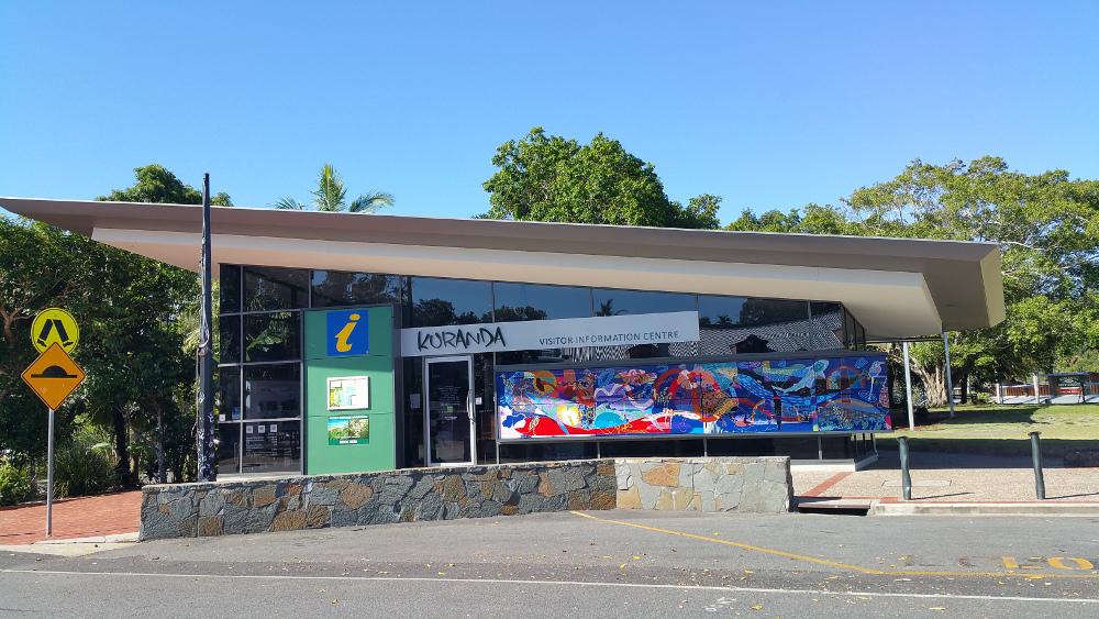 Explore Queensland Centre Kuranda
