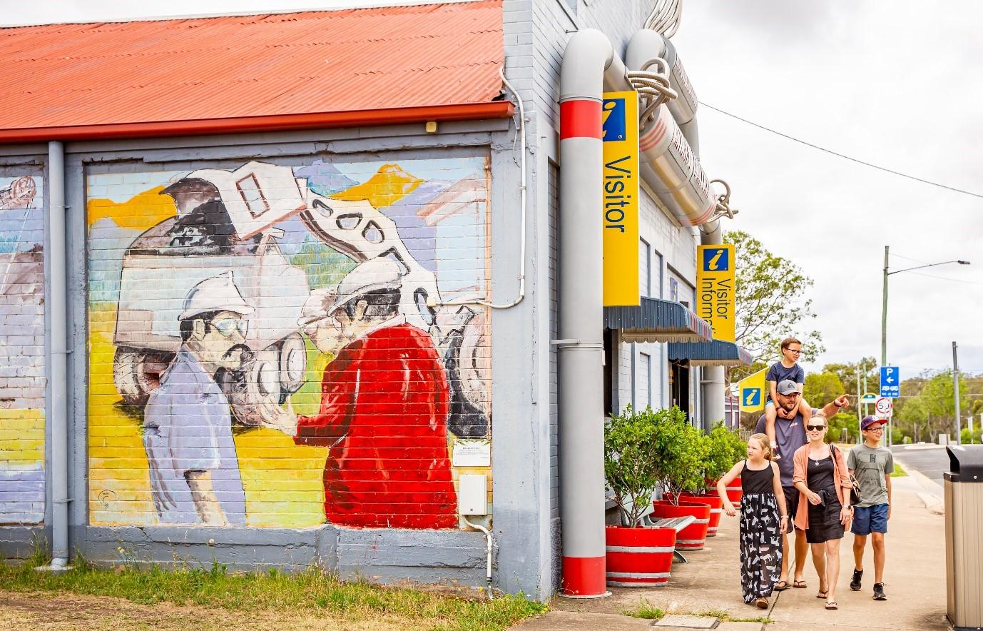 Explore Queensland Centre Nanango