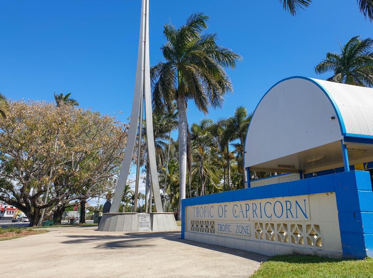Queensland Explore Centre - Capricorn Spire Visitor Information Centre