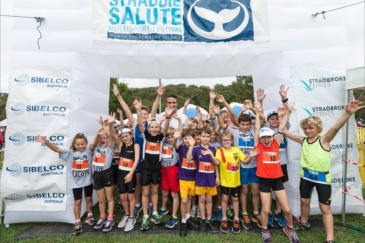 The Straddie Salute Triathlon Festival