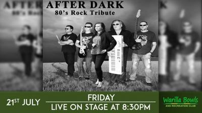 After Dark @ Warilla Bowls and Recreation Club