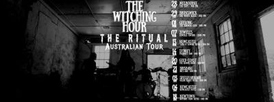 POSTPONED -The Ritual Australian Tour @ Ocean Beach Hotel