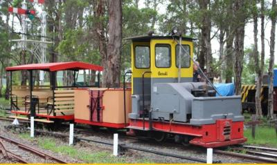 CANCELLED - School Holiday Train Rides @ The Illawarra Light Railway. The museum remains open on Tuesdays & Thursdays