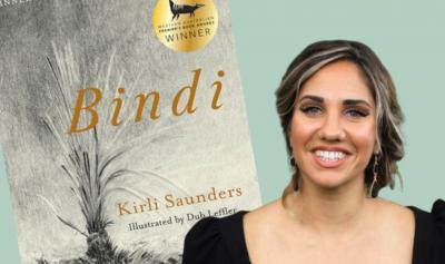 Author Talk - Kirli Saunders