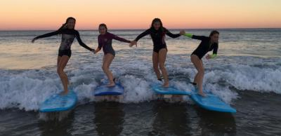 Girls Surf Day @ Pines Surfing Academy
