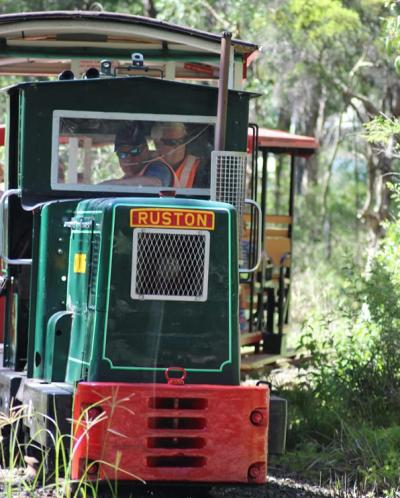 Tour the Shed and Ride the Mini @ The Illawarra Light Railway