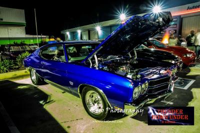 Thunder Downunder Car Meet @ DANICS