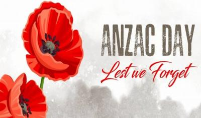 Anzac Day Service - Shellharbour City
