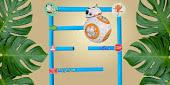 BB8 Robot Jungle Maze @ Albion Park Library
