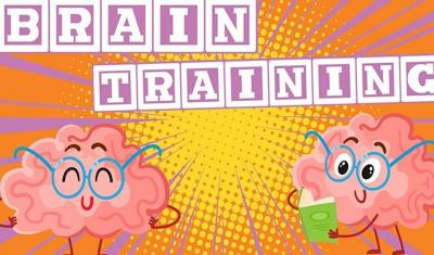 Brain Training @ City Library