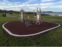 Shellharbour Outdoor Fitness Equipment @ Beverley Whitfield Pool