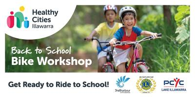 Back To School Bike Workshop @ PCYC lake Illawarra