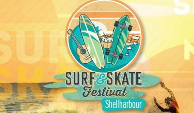 Surf & Skate Festival Shellharbour-CANCELLED