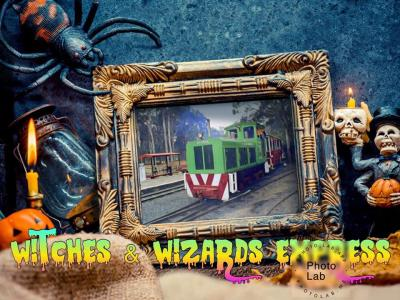 Witches & Wizards Express @ Illawarra Light Railway Museum