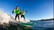 Exclusive 1.5 hour Learn to Surf Lesson @ Warilla Beach with Nic Squires