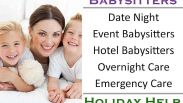 25% Off South Coast Nannies Professional Babysitting