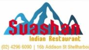 Lunch Special at Suashan Indian for $12.90- Dine in