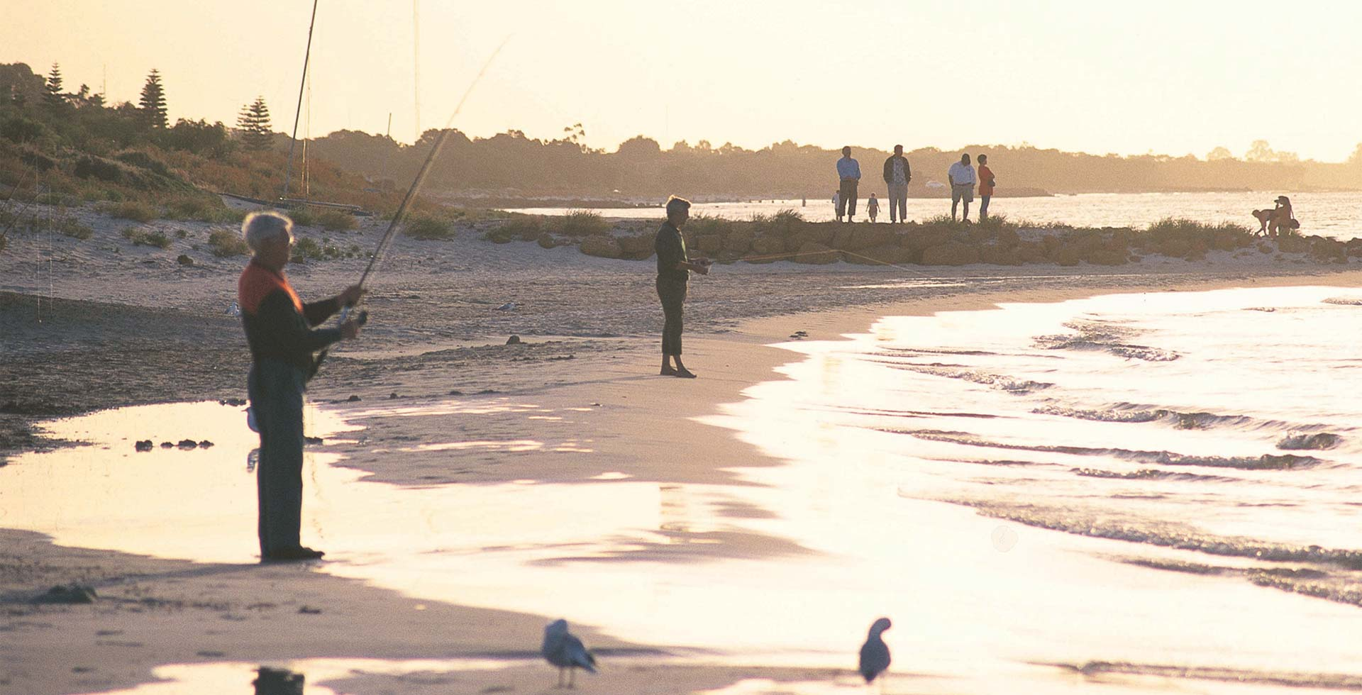 Discover this stunning coastline and views at Geographe Bay