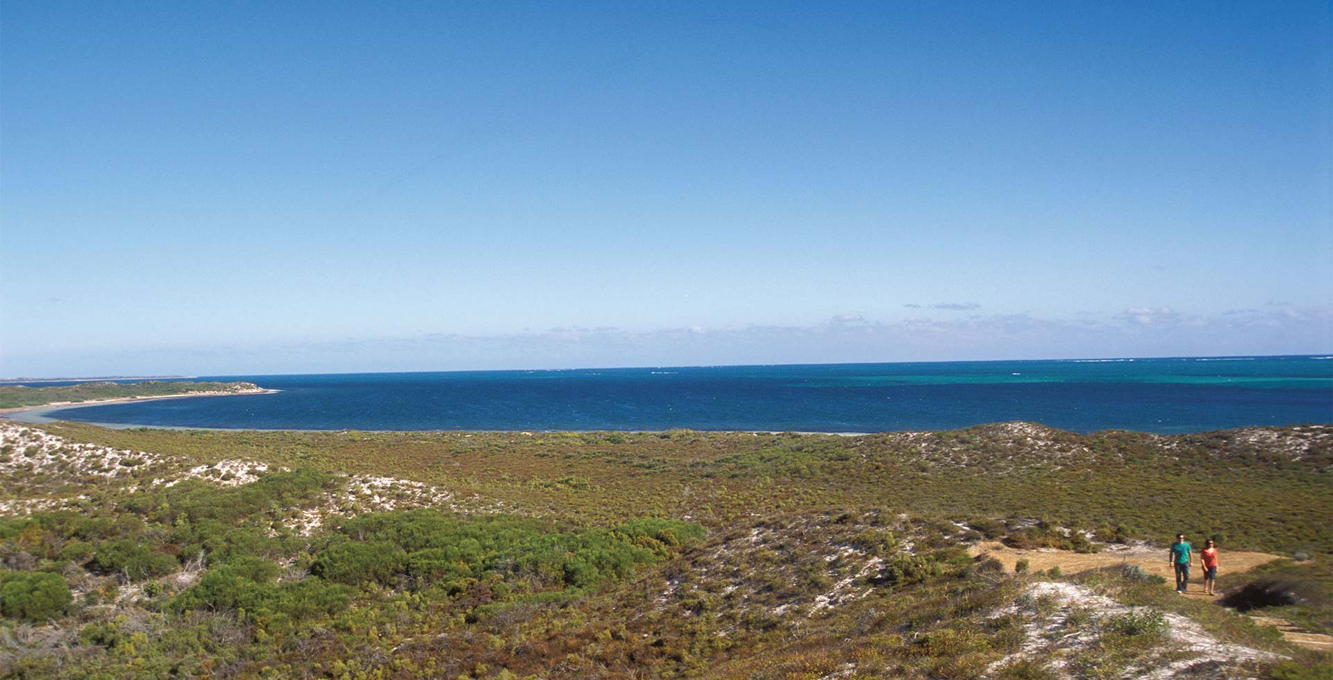 Widen your horizons at Hansen Bay near Cervantes!