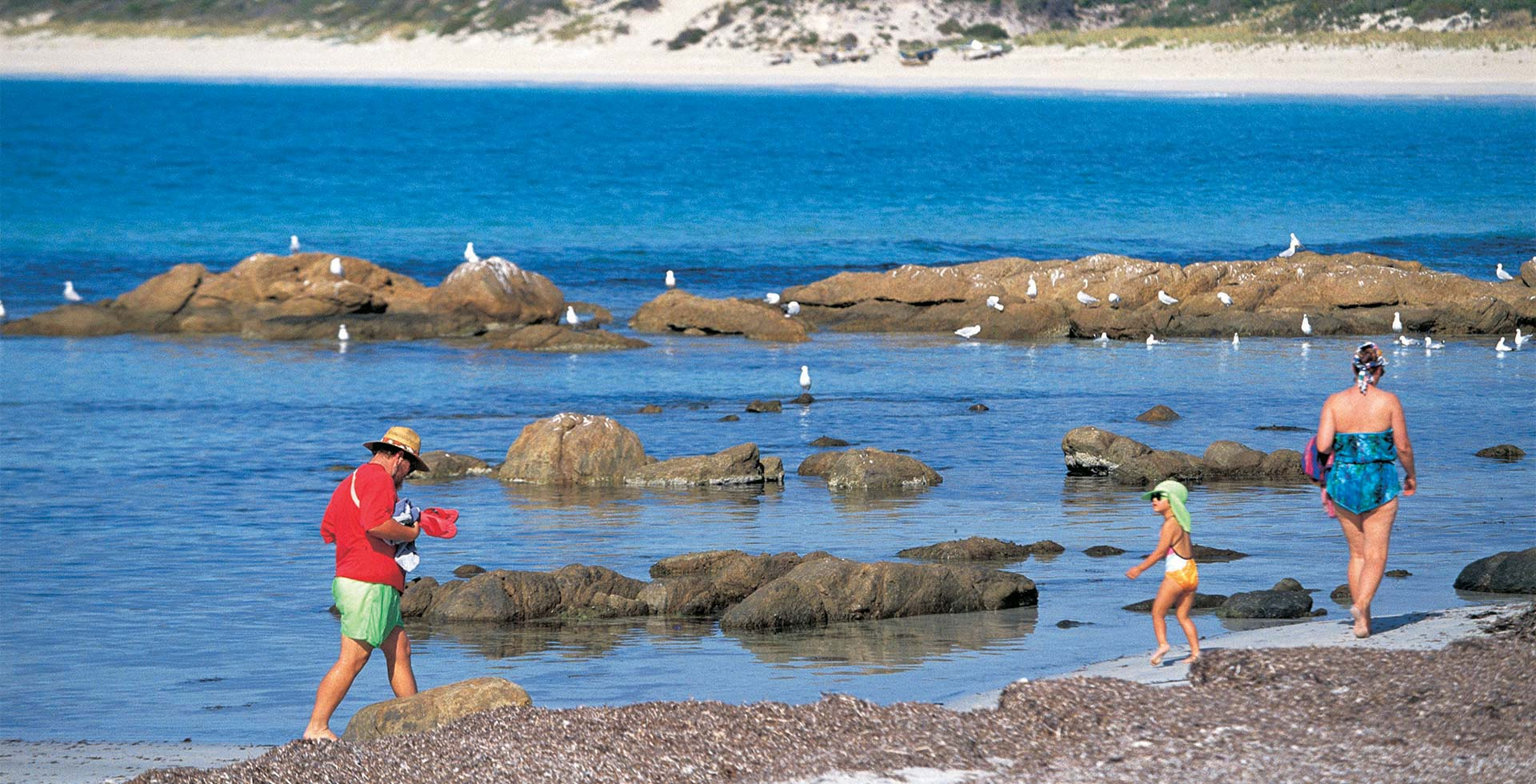 Explore the magnificent Bunker Bay family in Dunsborough