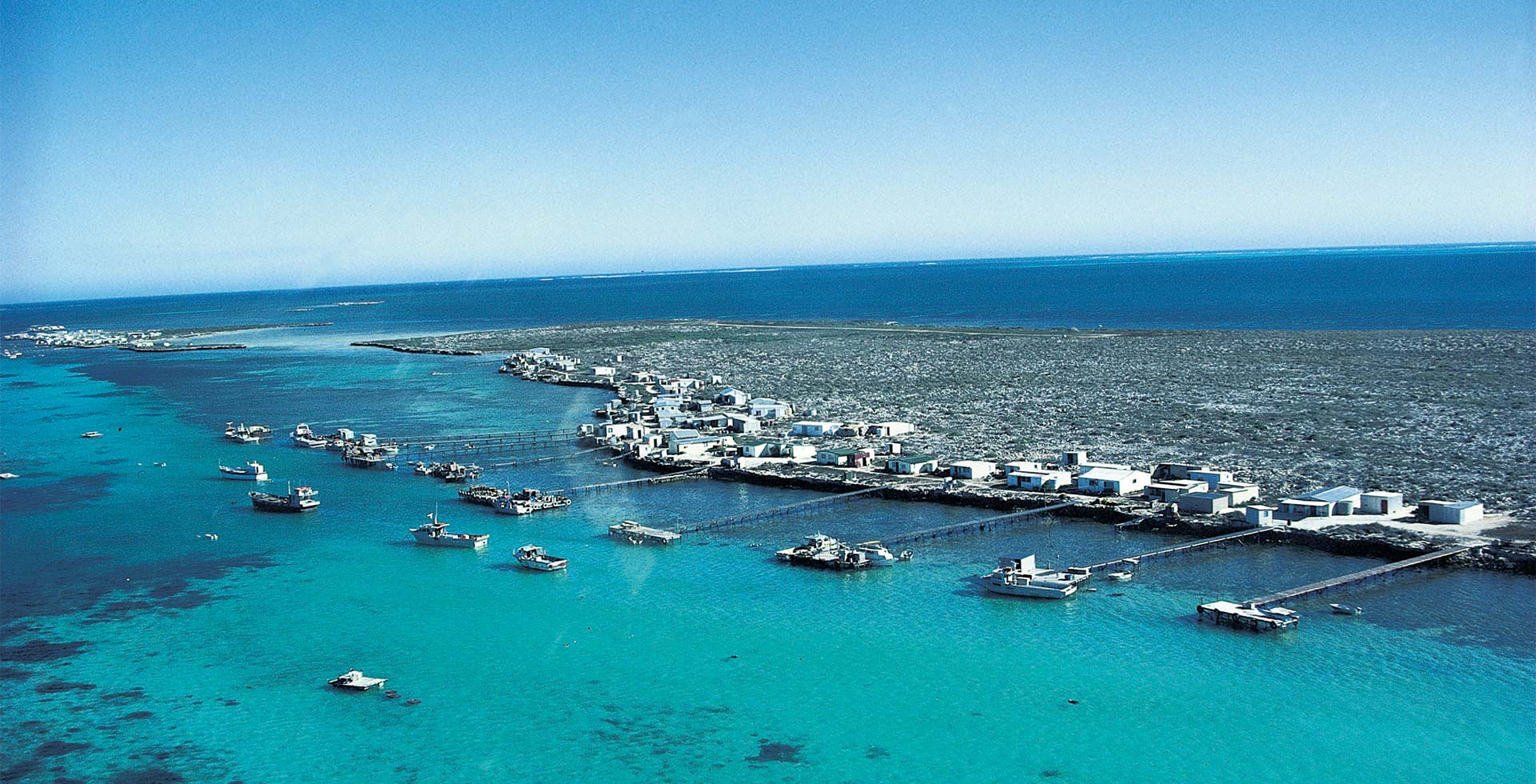 Discover the amazing Fishing Shacks in Geraldton