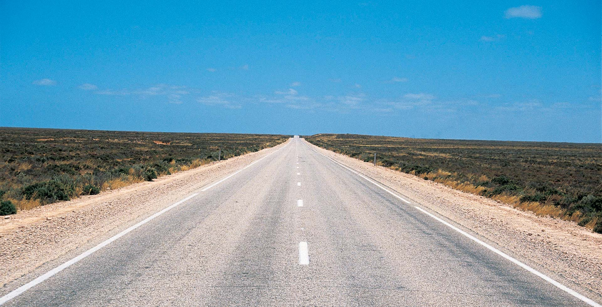 Take the road less travelled on Eyre Highway in Kalgoorlie
