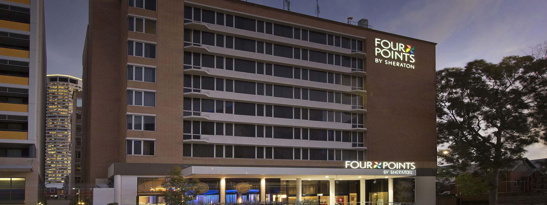 Enjoy stunning views at Sheraton Perth Hotel