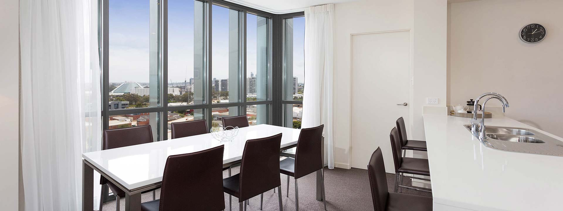 Stay in Perth's Premier Apartment Accommodation