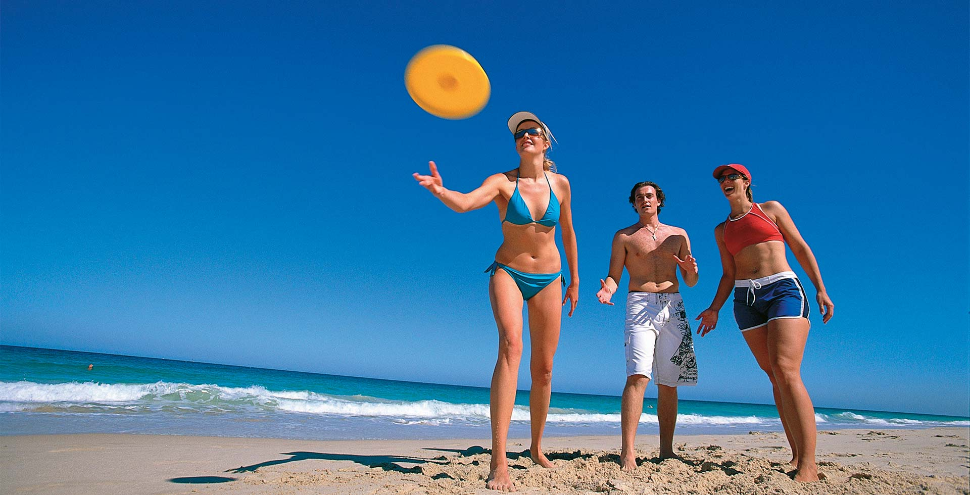 Enjoy the Perth beach lifestyle and culture at City Beach