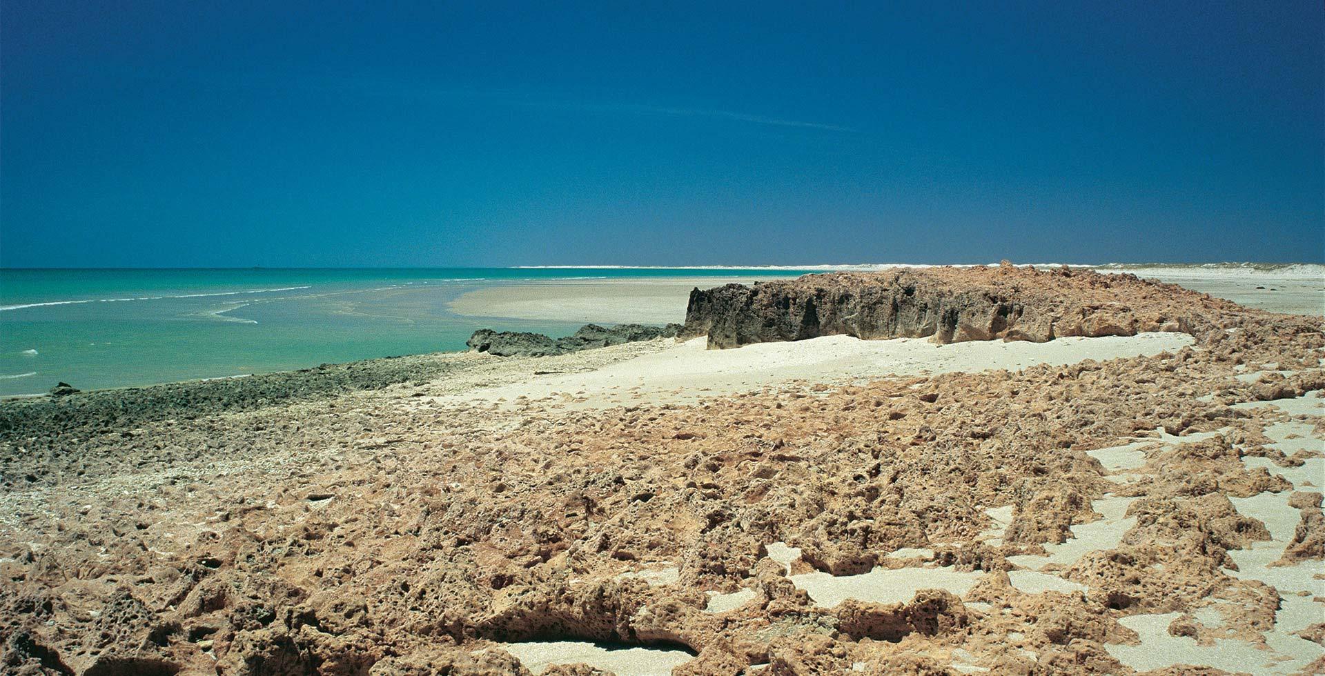 Enjoy miles of pristine Coastline in Port Hedland