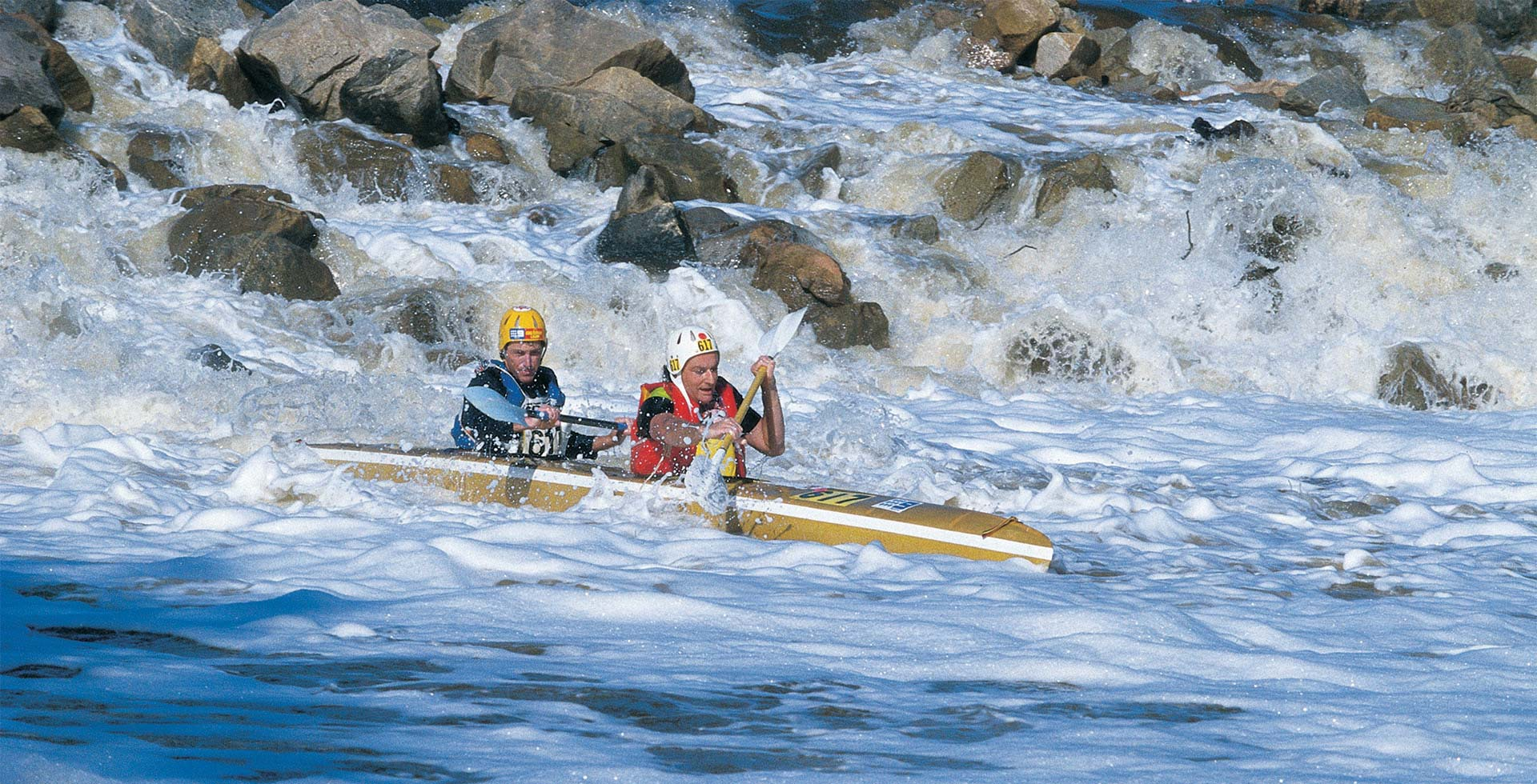 See the Avon Descent white water race near Toodyay
