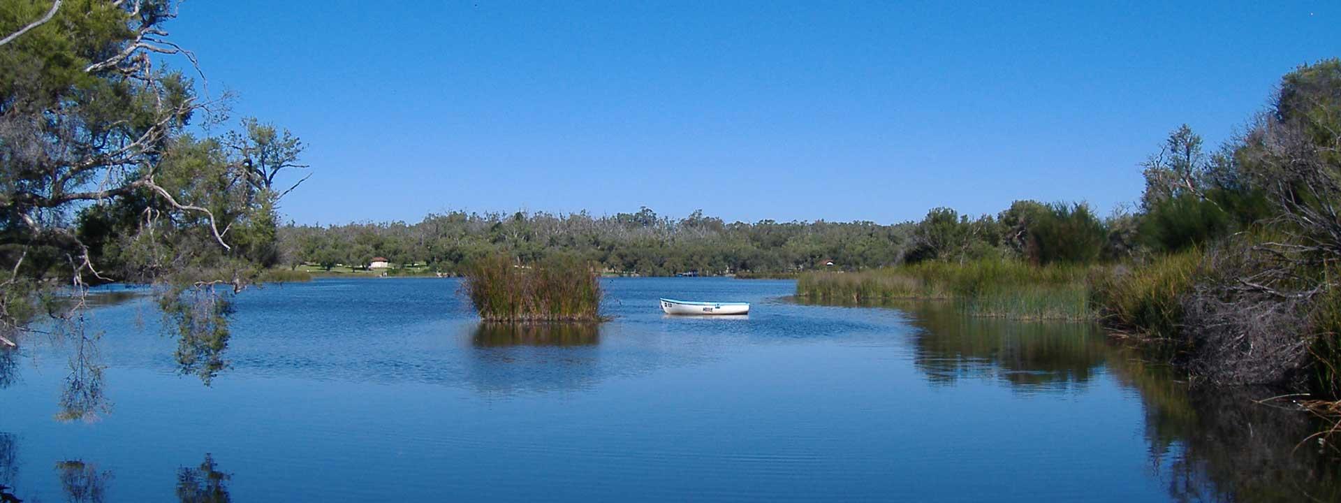 Yanchep National Park encompasses different beautiful landscapes