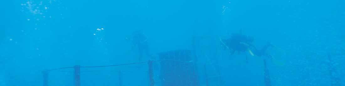 H.M.A.S Perth Dive Wreck Albany