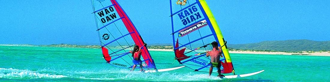 Windsurfing Geraldton