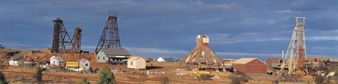 Hannans North Tourist Mine