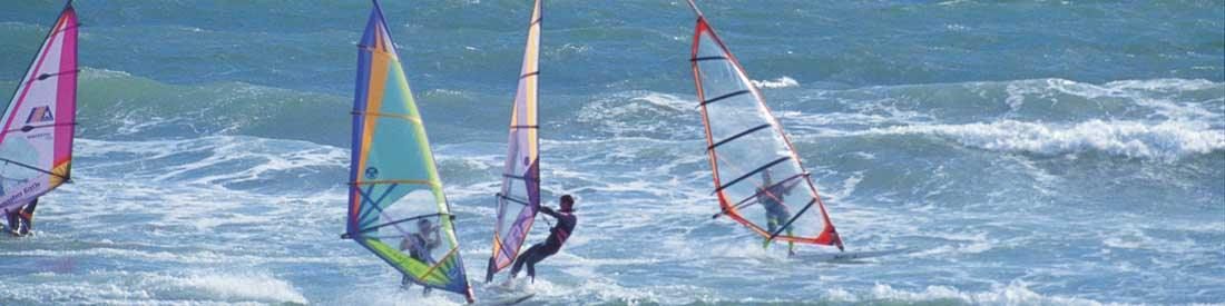 Windsurfing Lancelin