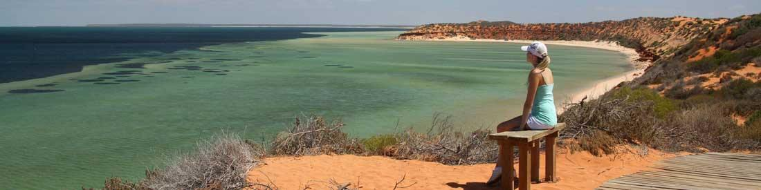 World Heritage Precinct Shark Bay
