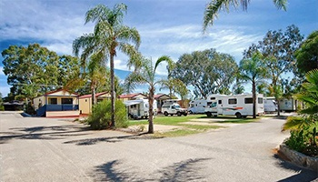 Perth Caravan Park & Camping Accommodation