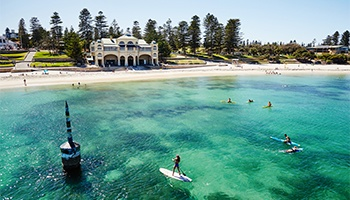 Perth Beach Bed And Breakfast