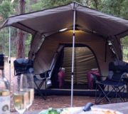 WA Wilderness Glamping