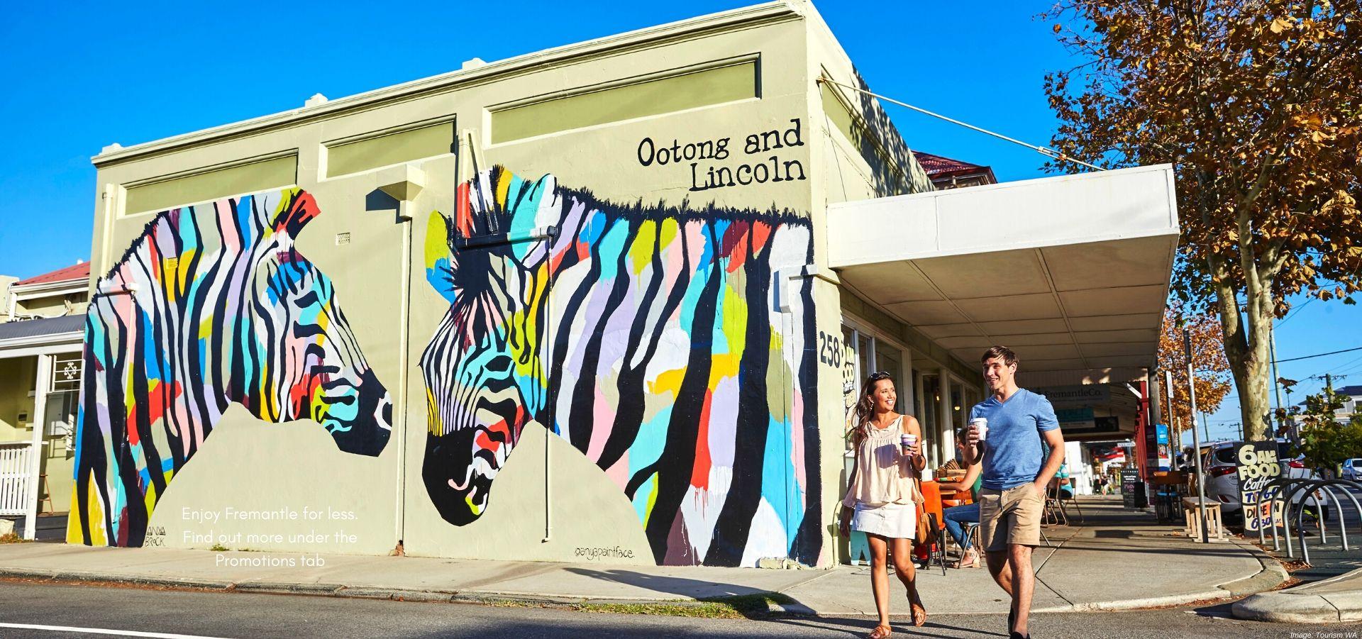 Street Art in Fremantle