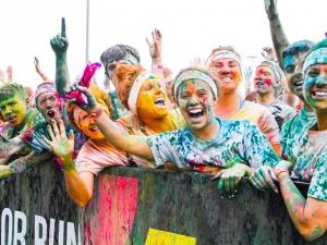 The Color Run Love Tour - Perth