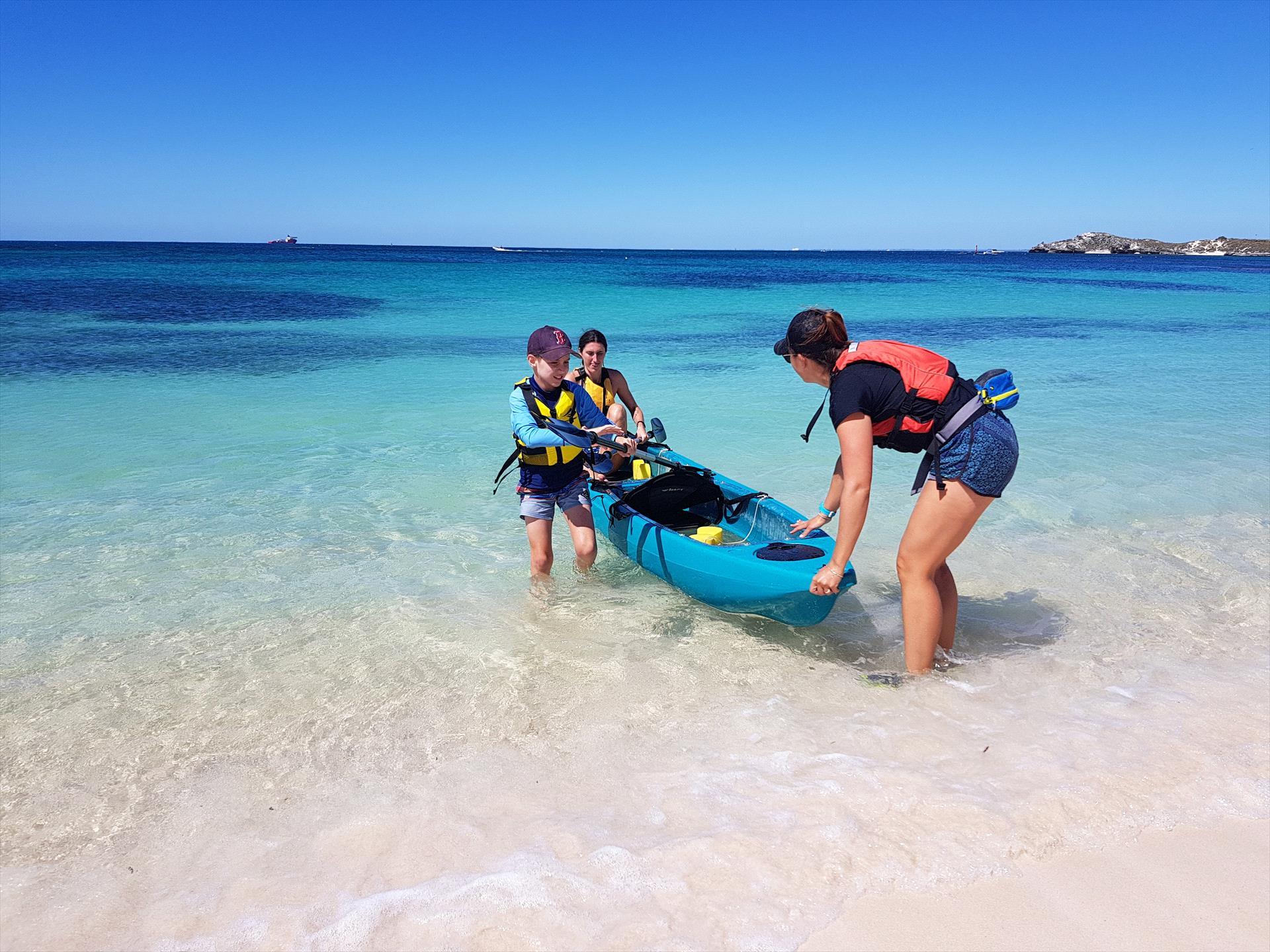 Rottnest Island Sea Kayaking Tours